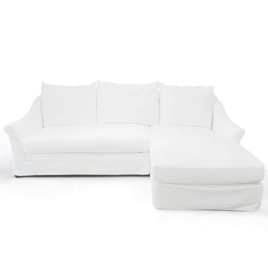 Camille Loveseat Sectional