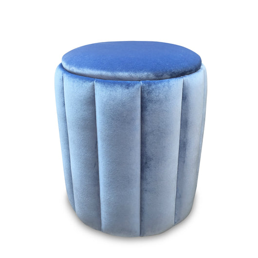 Channeled Stool