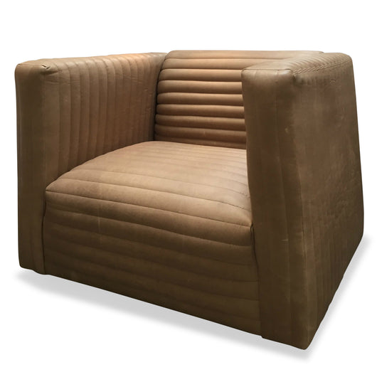 Clemence Upholstered Swivel Chair