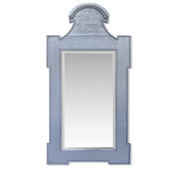 Grey Painted Mirror
