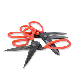 Scissors With Orange Handles