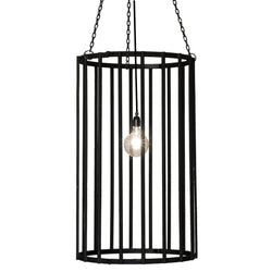 Black Cage Light