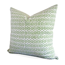 Green Links Pillow