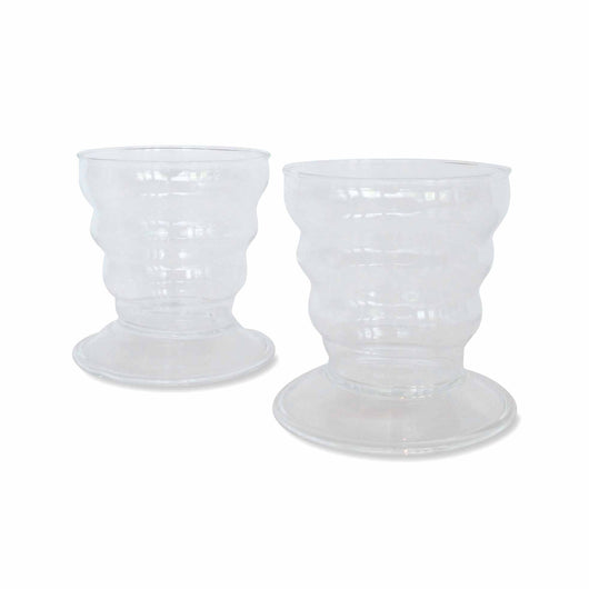 Set Of 4 Serving Jars