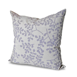 Purple Vine Pillow