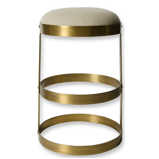 Counter Stool Gold