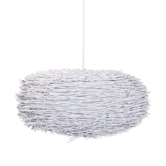 White Basket Light