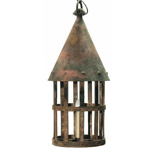 Petite Iron Cage Light