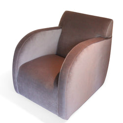 Pair of Emile Swivel Chairs