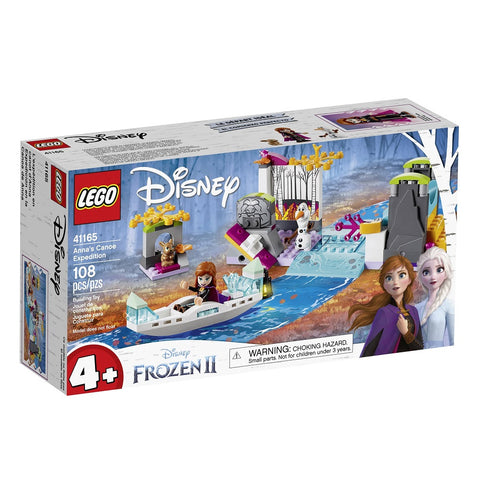 לגו 41165 הקאנו של אנה (LEGO 41165 Anna's Canoe Expedition Frozen)