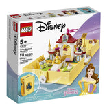 לגו 43177 ספר ההרפתקאות של בל (LEGO 43177 Belle's Storybook Adventure Disney Princess) }}