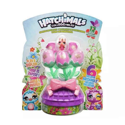 האצ'ימל זר פרחוני עונה 7 - Hatchimals