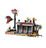 לגו 70422 מתקפת שרימפסים - LEGO 70422 Shrimp Shack Attack Hidden Side