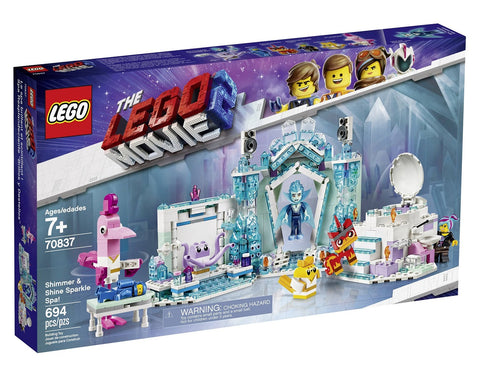 לגו‏ 70837 ספא (LEGO 70837 Shimmer And Shine Sparkle Spa)