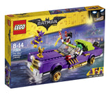 לגו 70906 מכונית הג'וקר (LEGO 70906 The Joker Notorious Lowrider)