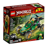 לגו 71700 ג'ונגל ריידר (LEGO 71700 Jungle Raider Ninjago) }}