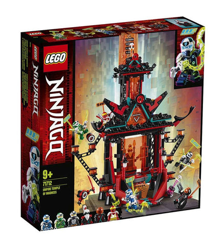 לגו 71712 הר מדנס - Lego 71712 Empire Tample of Madness