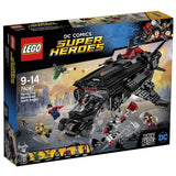 לגו 76087 גיבורי על (LEGO 76087 Flying Fox: Batmobile Airlift Attack) }}