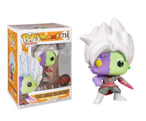 בובת פופ זאמאסו פיוזד - Funko Pop Fused Zamasu (Enlargement) 714