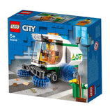 לגו 60249 מטאטא כבישים - Lego 60249 Street Sweeper City }}