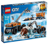 לגו 60195 בסיס נייד בקוטב (LEGO 60195 Arctic Mobile Exploration Base) }}