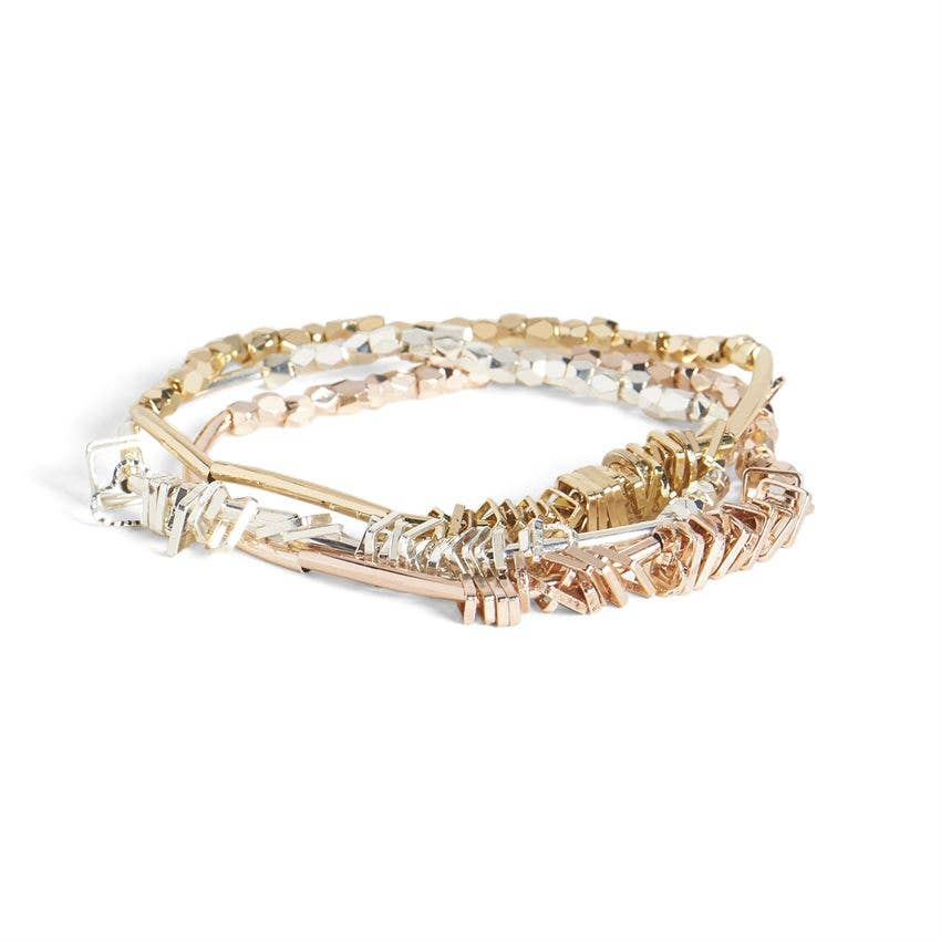 Chalet Cool Stretch Bracelet