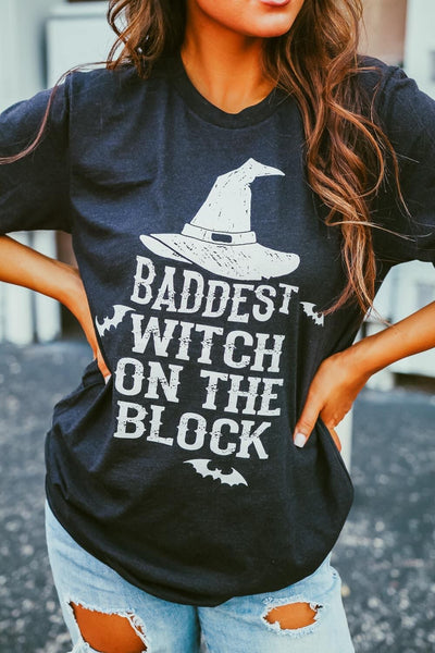 Baddest Witch On the Block