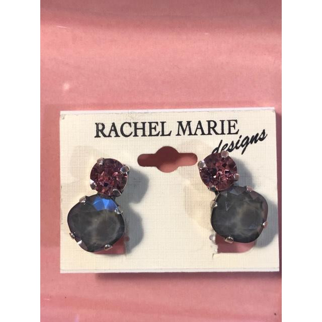 Laura earrings-Rachel Marie Designs-Lizzy's Pink Boutique