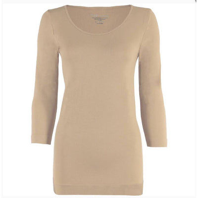 Long Sleeve Smooth Wear Top in over 3 dozen colors