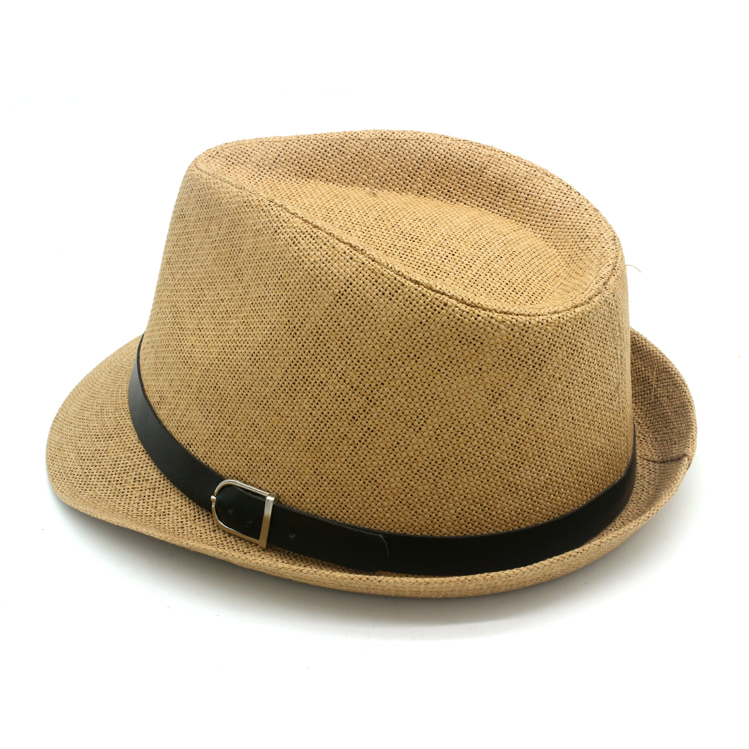 Tan Summer Fedora