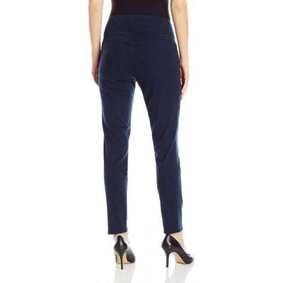 Amelia Slim Pull On-Jeans-Jag Jeans-Lizzy's Pink Boutique