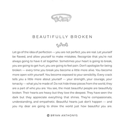 Beautifully Broken-Necklace-Bryan Anthonys-8-Silver-Lizzy's Pink Boutique
