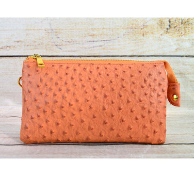 Black Small Purse-purse-Lizzy's Pink Boutique-Orange-Lizzy's Pink Boutique