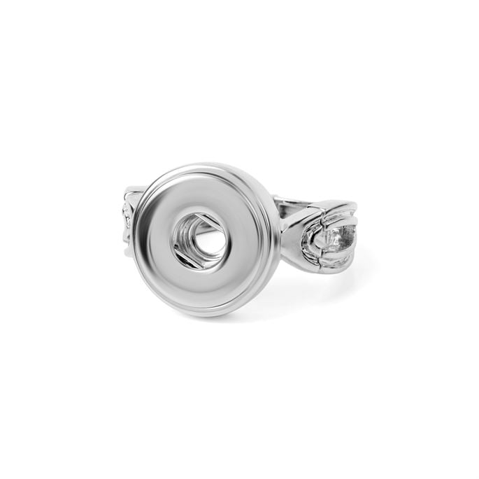 Petite Calm Waters Stretch Ring