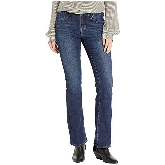 Logan Hugger Bootcut - Orion Medium Dark-Jeans-Lizzy's Pink Boutique