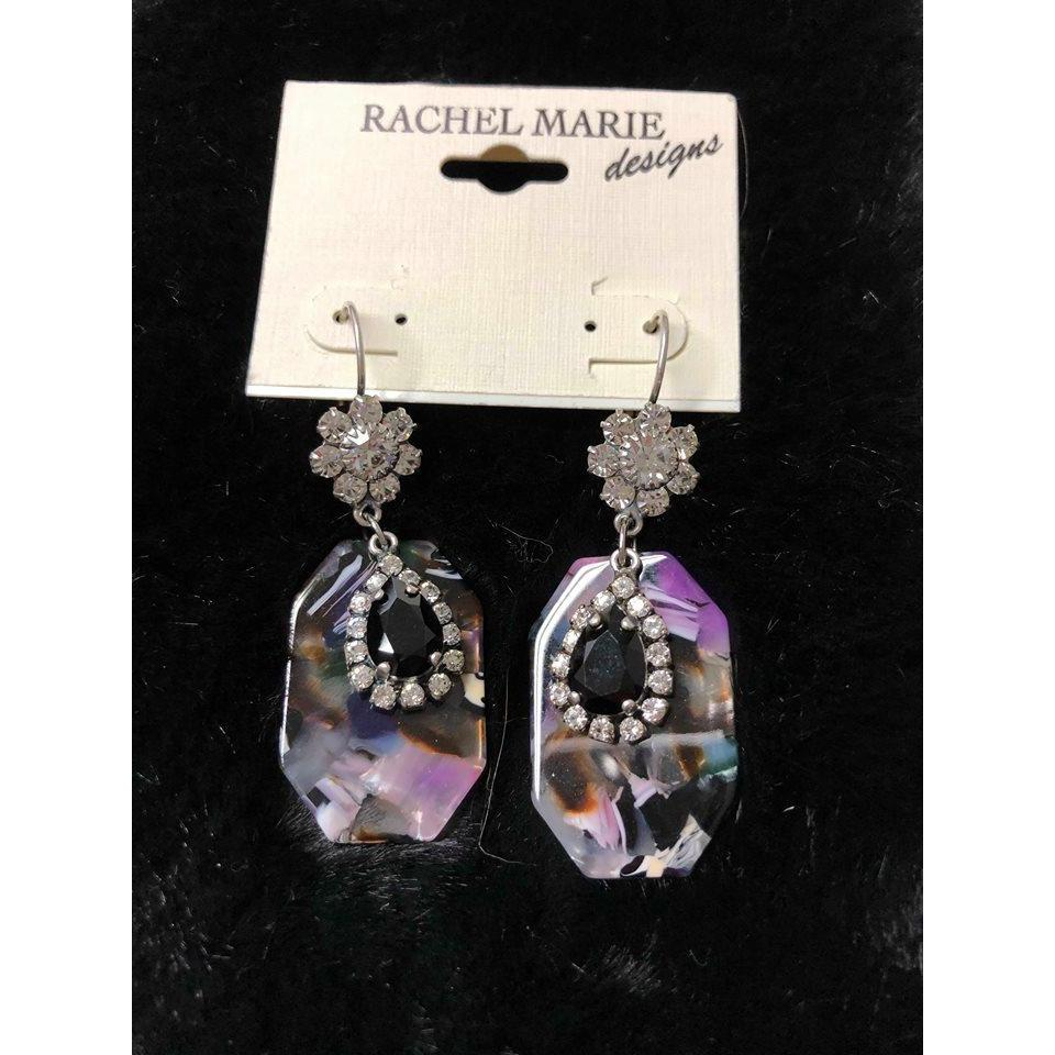 Limited Edition Earrings-General-Rachel Marie Design-Lizzy's Pink Boutique