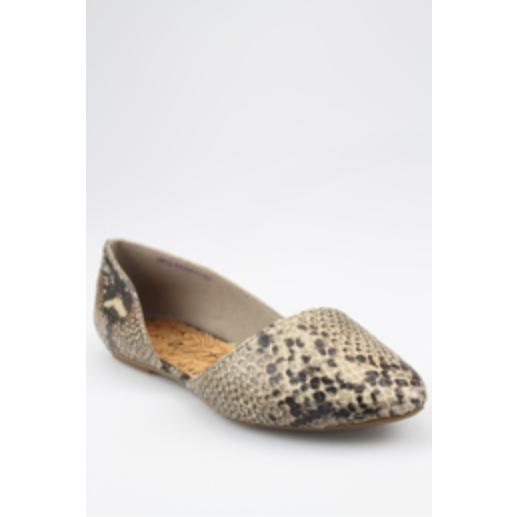 Madera in Snake Print-Shoe-Blowfish Malibu-7-Lizzy's Pink Boutique