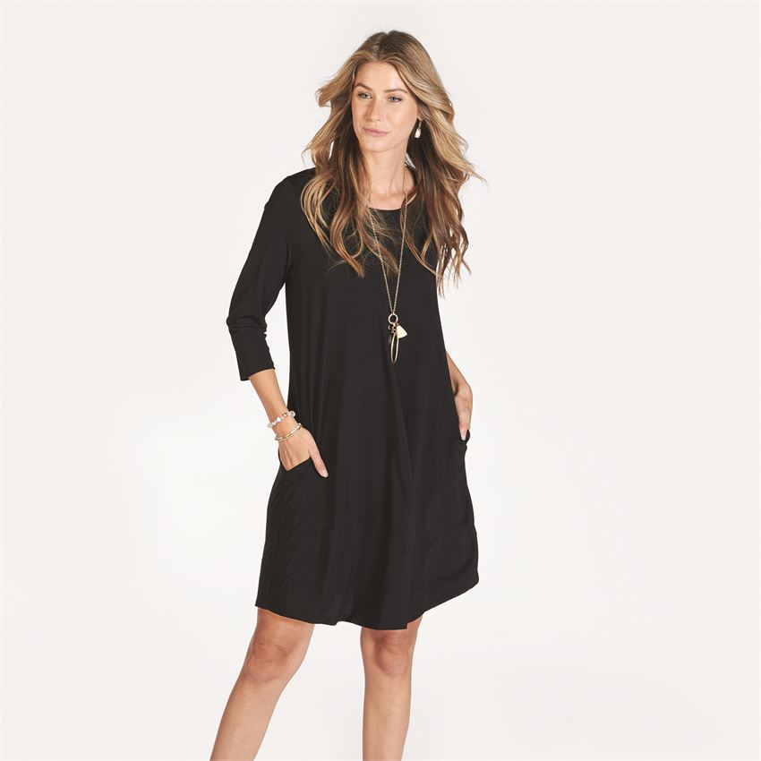 Oh So Soft Essential Tunic Dress