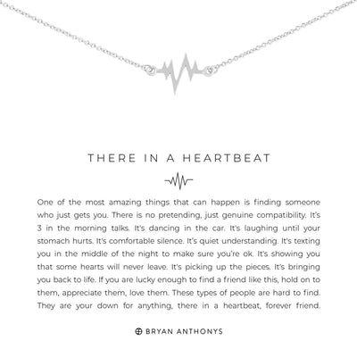 There in a Heartbeat-Bryan Anthony-Bryan Anthonys-Silver-Lizzy's Pink Boutique