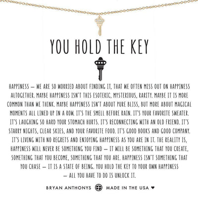 You Hold The Key-Jewelry-Bryan Anthonys-Lizzy's Pink Boutique