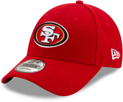 San Francisco 49Ers New Era 940 The League NFL Adjustable Cap - pumpheadgear, baseball caps