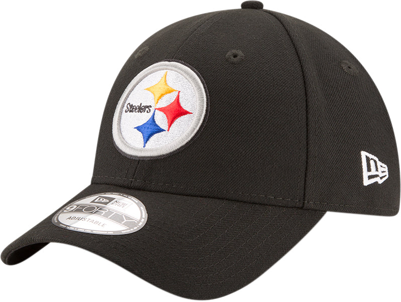 super cheap huge inventory delicate colors Pittsburgh Steelers New Era 940 The League NFL Adjustable Cap ...