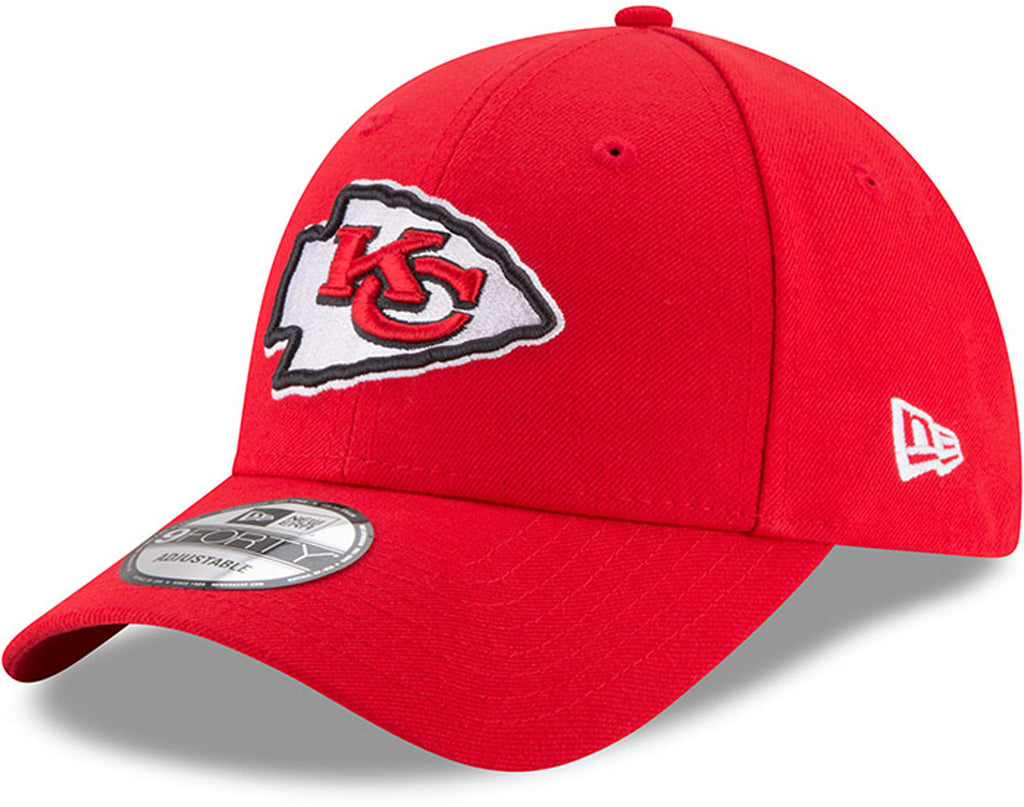 Kansas City Chiefs New Era 940 The League NFL Team Cap