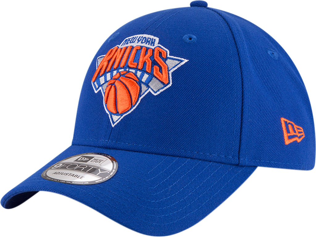 New York Knicks New Era 940 The League NBA Cap - pumpheadgear, baseball caps