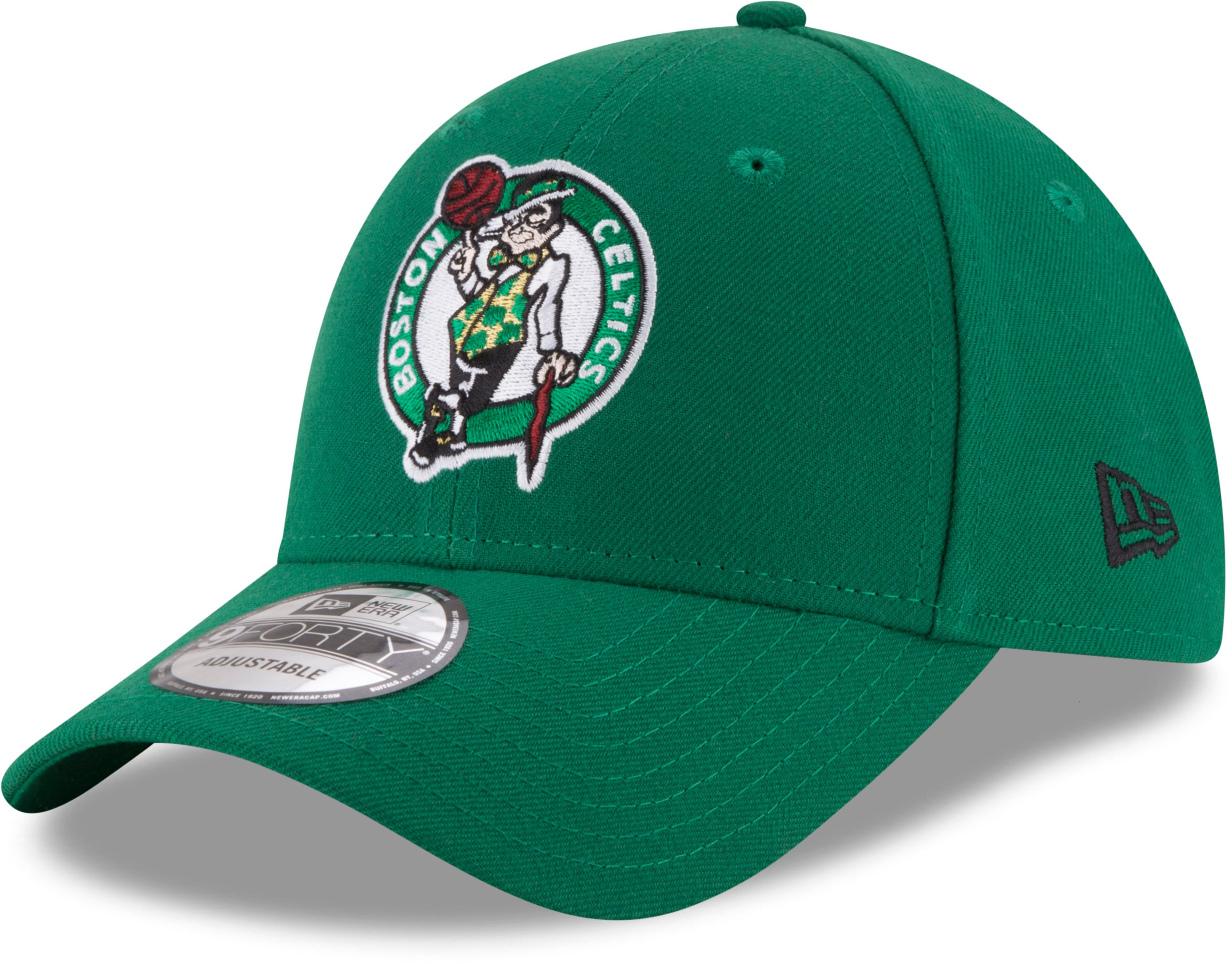 df2dad7b088 Boston Celtics Kids New Era 940 NBA The League Cap (Age 5 - 10 years ...