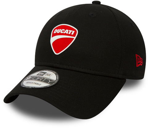 Ducati New Era 940 Essential Black Cap