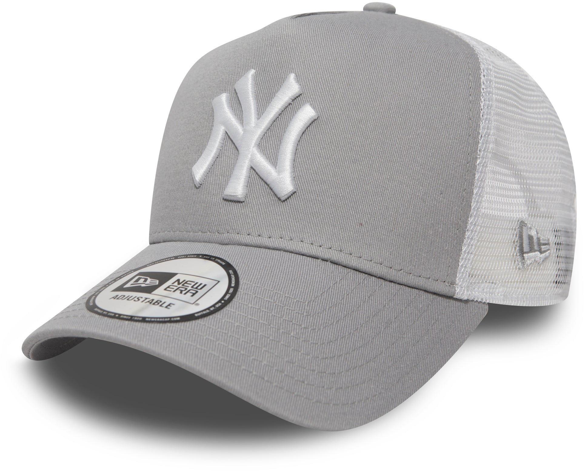 Mlb New York Yankees Oliv Men's Accessories New Era Adjustable Trucker Cap Hats