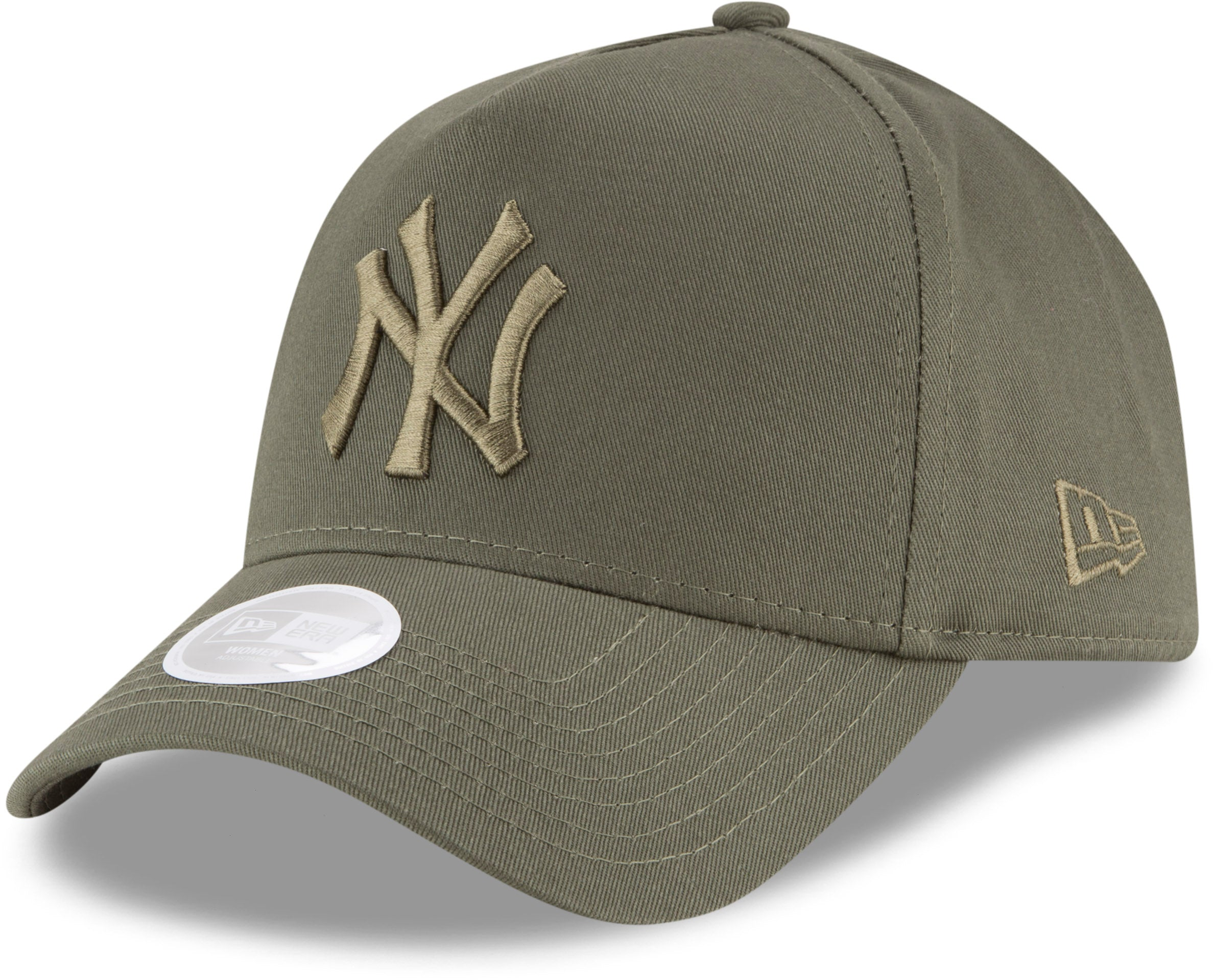 13bbc76d NY Yankees Womens New Era League Essential A-Frame Baseball Cap – lovemycap