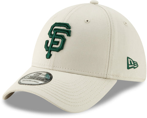 d85ba7b23ec San Francisco Giants New Era 3930 League Essential Stretch Fit Baseball Cap  - White