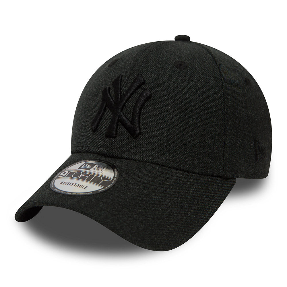 360e981222e NY Yankees New Era 940 Heather Essential Baseball Cap – lovemycap